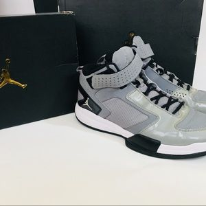 Men Jordan's High Top Sneakers